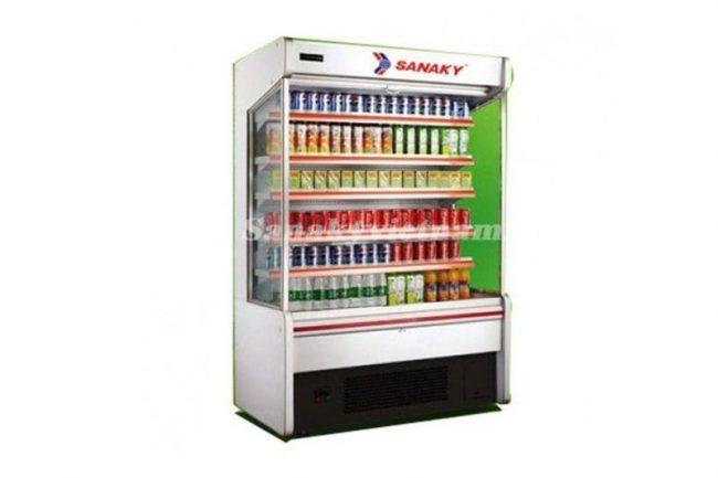 Tủ mát siêu thị Sanaky 750 lít VH-15HP