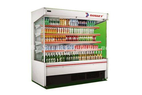 Tủ mát siêu thị Sanaky 1300 lít VH-25HP