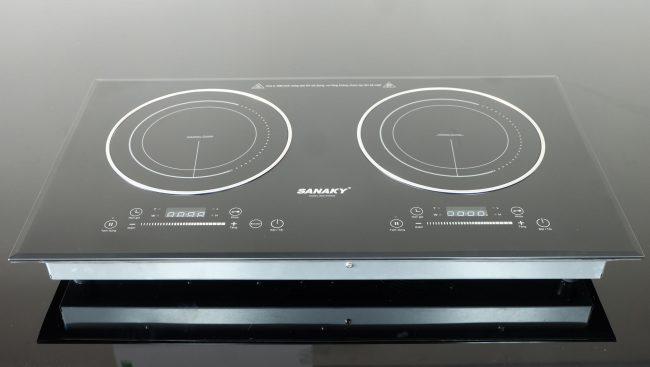 Bếp đôi điện từ hồng ngoại Sanaky SNK-IHW44A