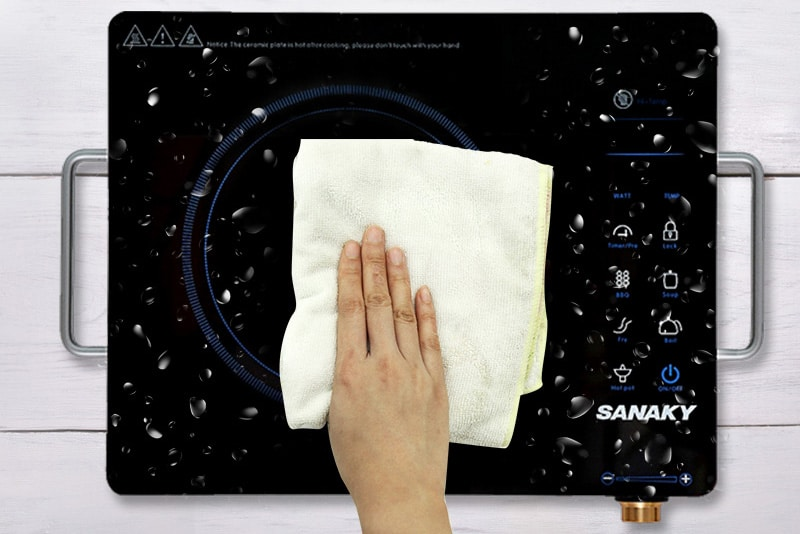 Bếp hồng ngoại Sanaky SNK-2524HGN