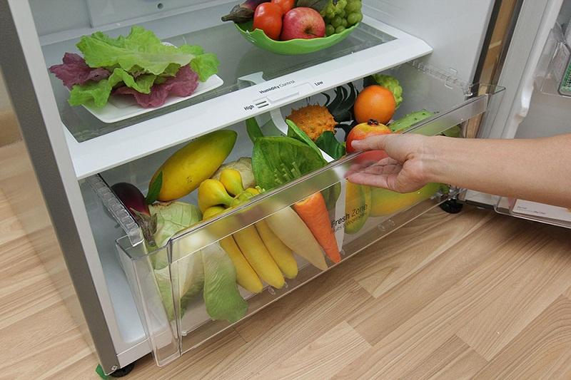 Tủ lạnh Sanaky Inverter 205 lít VH-209HPN