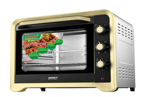 Lò nướng Sanaky 80 lít VH-809N2D