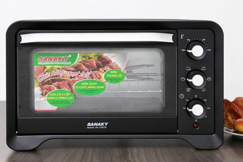 Lò nướng Sanaky 25 lít VH-259S2D
