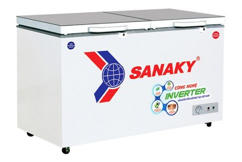Tủ đông Inverter Sanaky 195 lít VH-2599W4K