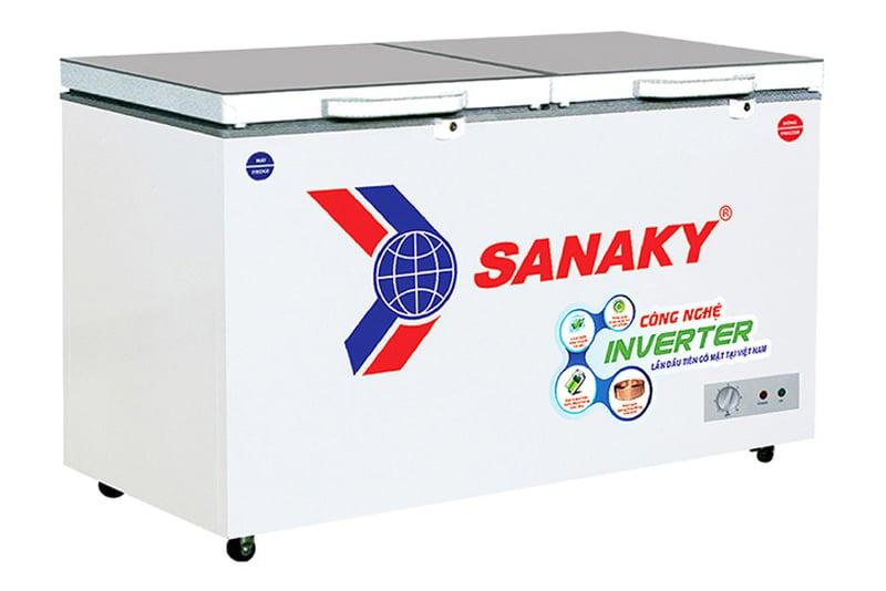 Tủ đông Sanaky Inverter 220 lít VH-2899W4K