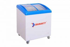 Tủ đông nắp kính lùa Sanaky 210 lít VH-282K