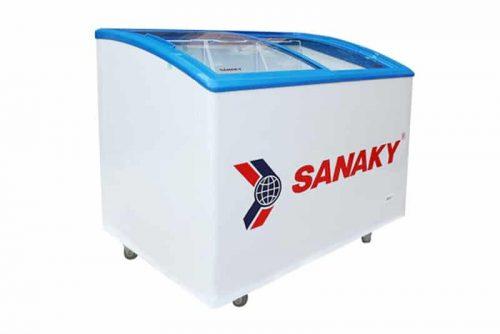 Tủ đông nắp kính lùa Sanaky 242lít VH-302KW