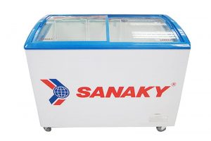 Tủ đông nắp kính lùa Sanaky 260 lít VH-382K