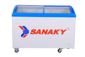 Tủ đông nắp kính lùa Sanaky 437 lít VH-682K