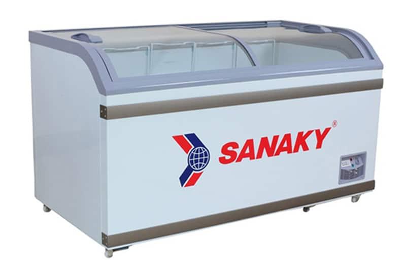 Tủ đông nắp kính lùa Sanaky 500 lít VH-888K