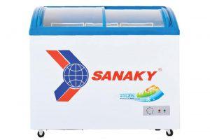 Tủ đông nắp kính lùa Sanaky 260 lít VH-3899K