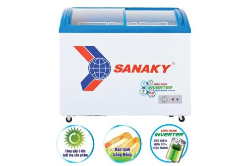 tu dong sanaky inverter 437 lit vh 6899k3 1 - tu dong sanaky inverter 437 lit vh 6899k3 1