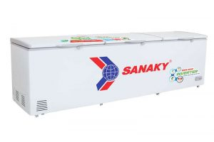 Tủ đông Sanaky Inverter 900 lít VH-1199HY3