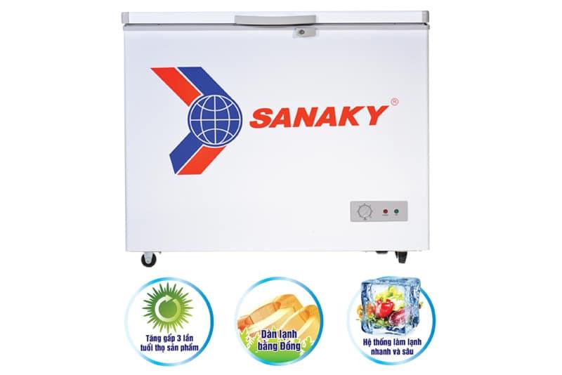 Tủ đông Sanaky 175 lít VH-2299HY2