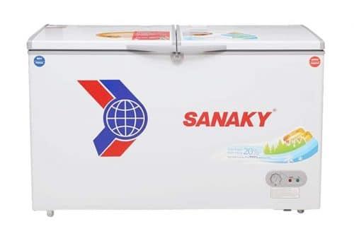 Tủ đông Sanaky 165 lít VH-2299W1