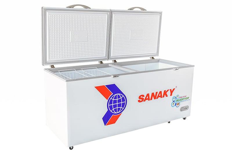 Tủ đông Sanaky Inverter 761 lít VH-8699HY3