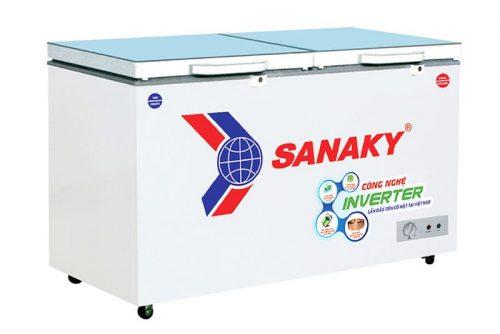Tủ đông Sanaky Inverter 195 lít VH-2599W4KD
