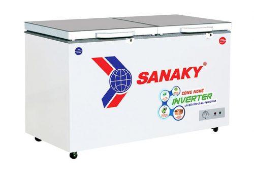 Tủ đông Sanaky Inverter 260 lít VH-3699W4K