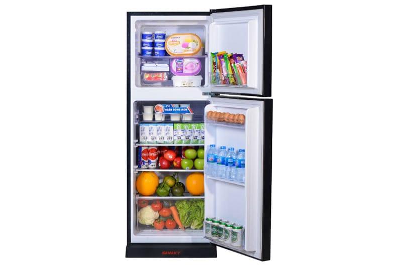 Tủ lạnh Sanaky Inverter 205 lít VH-209KD