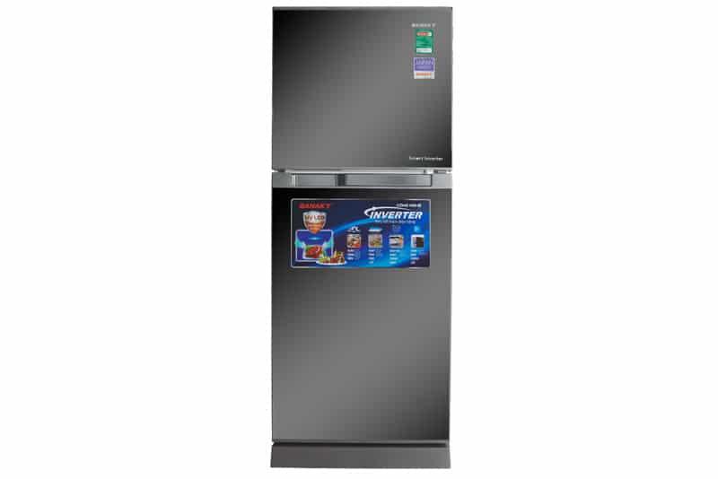 Tủ lạnh Sanaky Inverter 205 lít VH-209KG