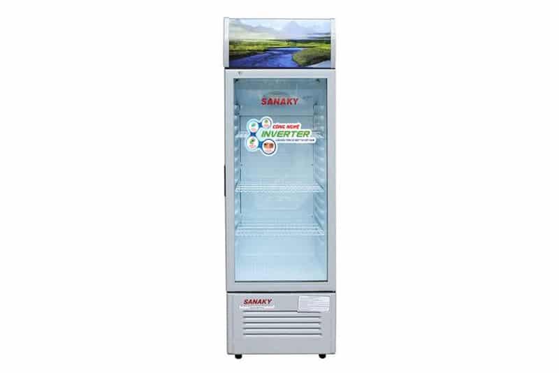 Tủ mát Sanaky Inverter 170 lít VH-218K3