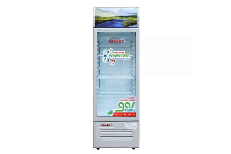 Tủ mát Sanaky Inverter 290 lít VH-359K3