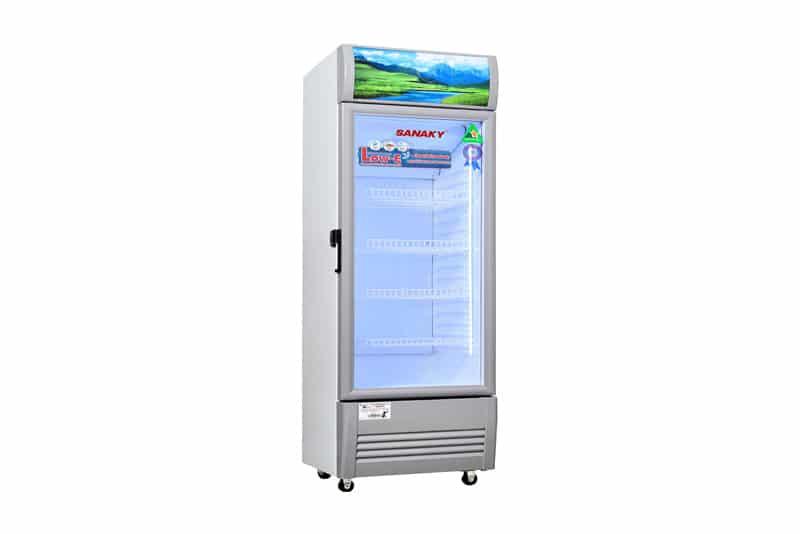 Tủ mát Sanaky VH-168KL dung tích 130 lít nhỏ gọn
