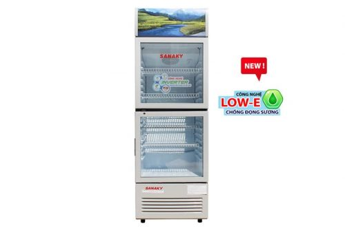 Tủ mát Sanaky Inverter 170 lít VH-218W3L