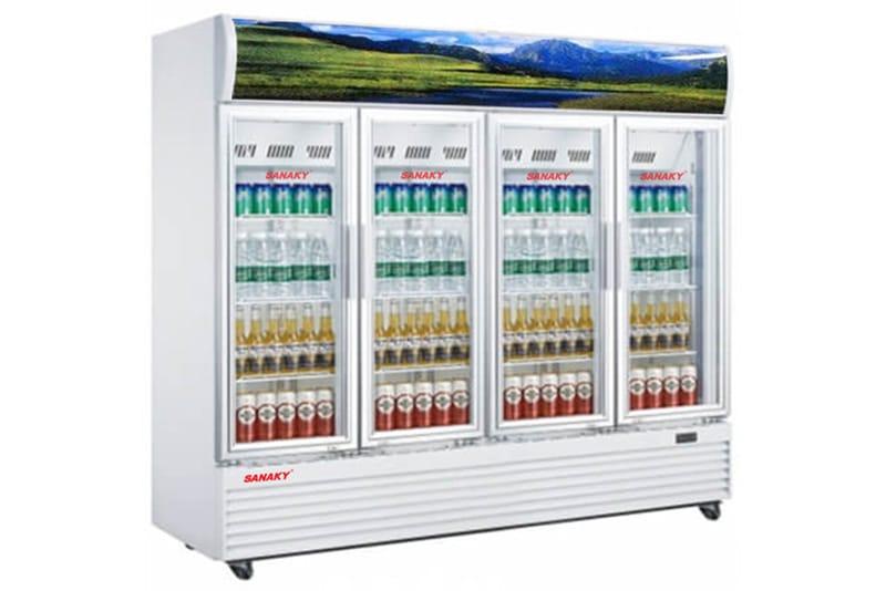 Tủ mát Sanaky 2000 lít VH-2209HP