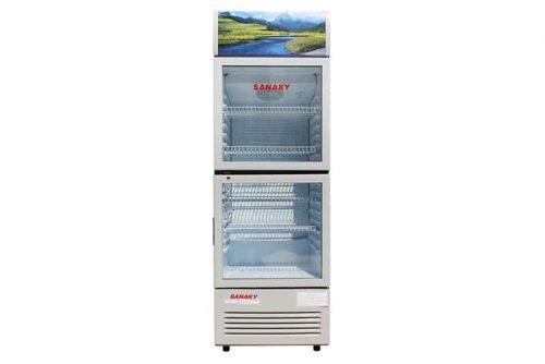 Tủ mát Sanaky 200 lít VH-259W