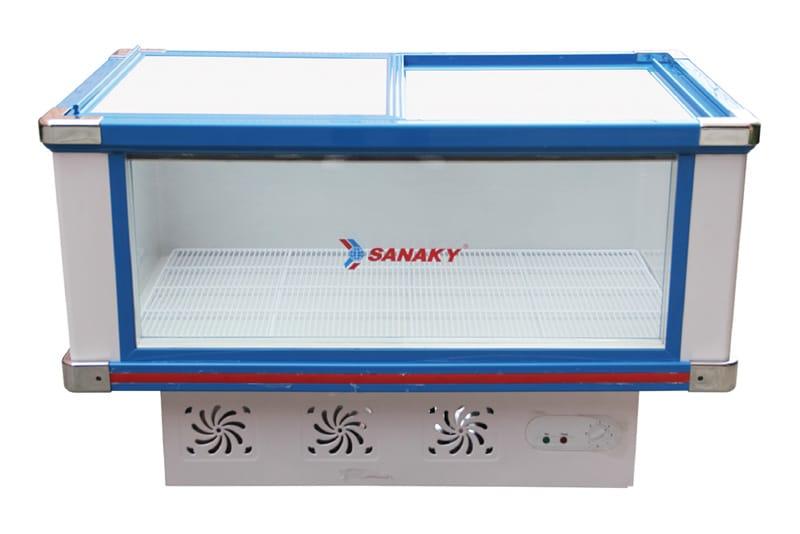 Tủ mát Sanaky nằm ngang VH-288K