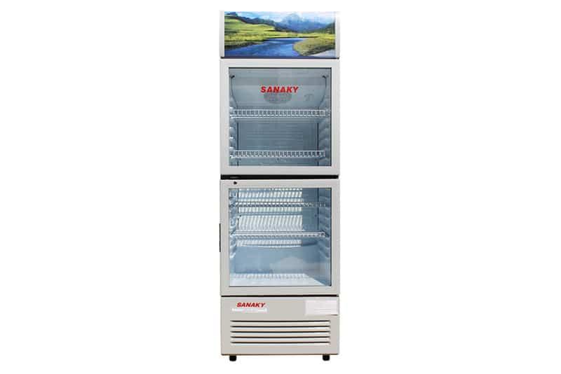 Tủ mát Sanaky 200 lít VH-258W