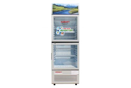 Tủ mát Sanaky Inverter 290 lít VH-358W3