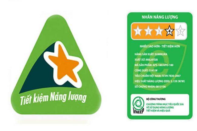 Ngôi sao năng lượng Việt