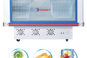 Tính năng nổi bật của Tủ mát Sanaky VH-299K dàn đồng 278 lít